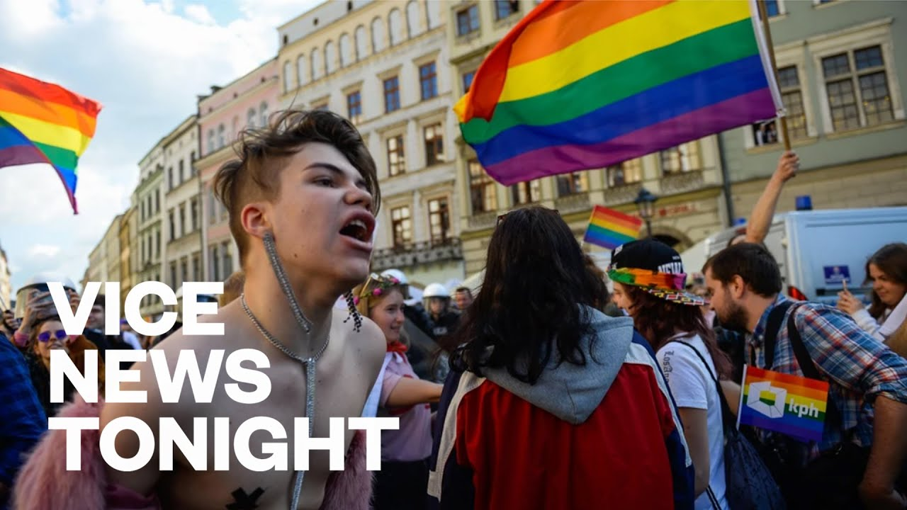 Scare Tactics About 'LGBTQ Ideology' Helped Trump's Ally Win the Polish Election