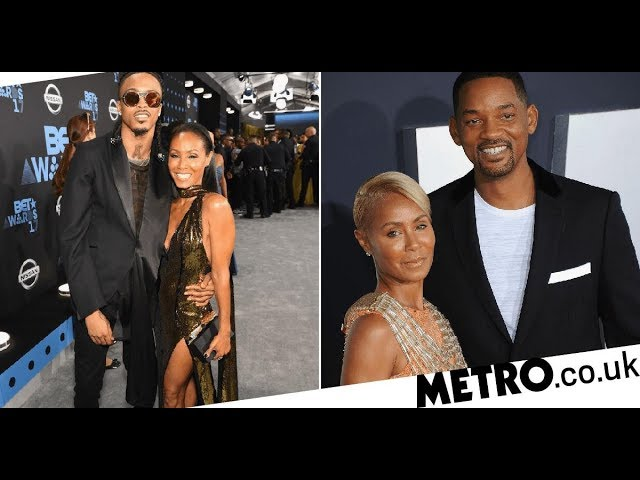 Singer August Alsina alleges Will Smith 'gave his blessing' to have affair with Jada Pinkett Smith [