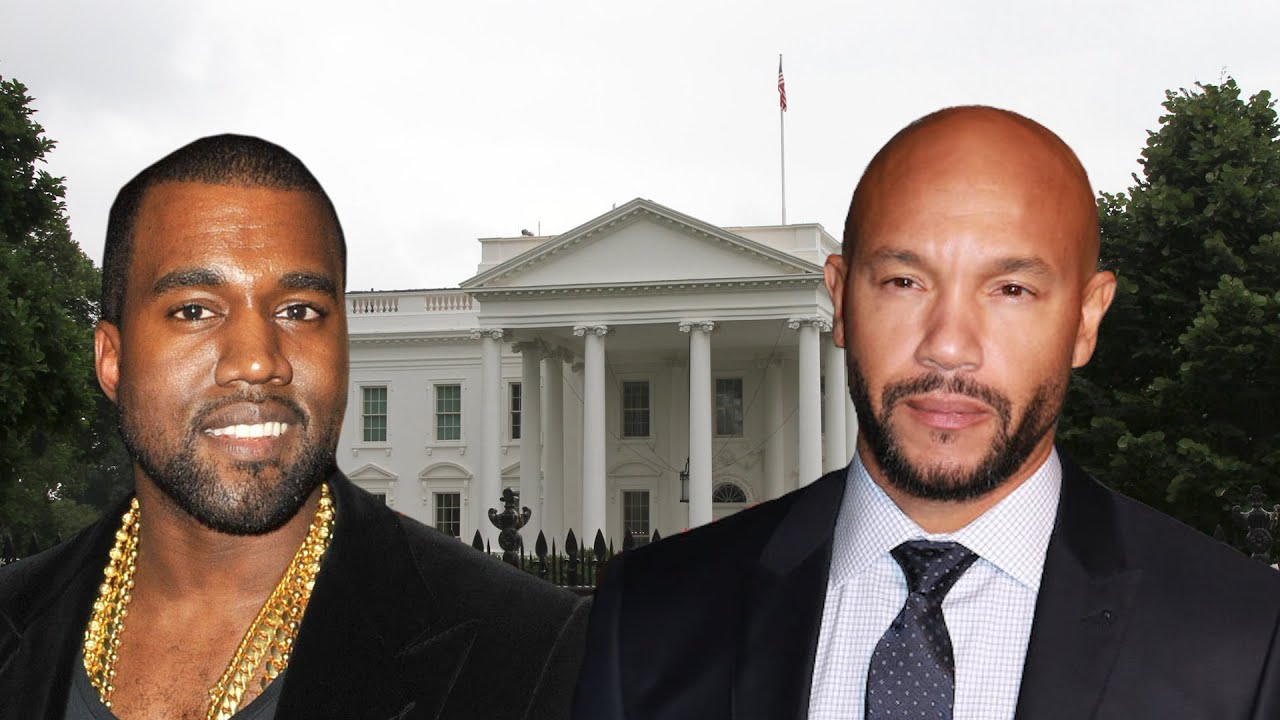 Stephen Bishop Says Voting For Kanye West Would Have Been 'Catastrophic'