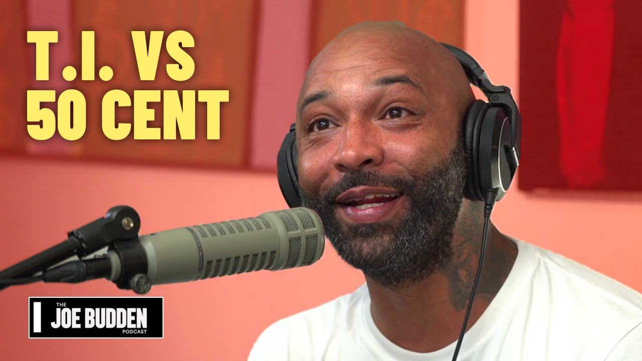 T.I. Might Actually Win Against 50 Cent | The Joe Budden Podcast