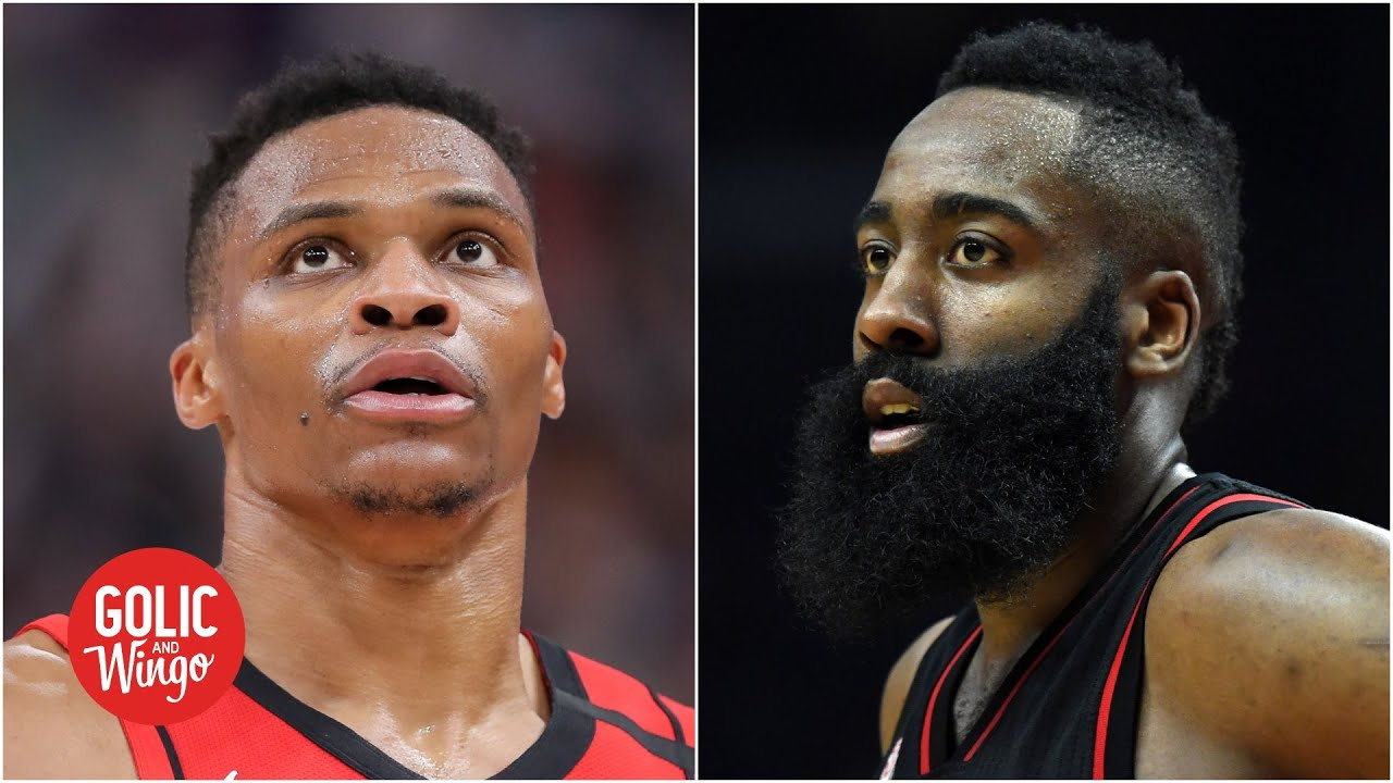The Houston Rockets might be in trouble - Marc J. Spears   Golic and Wingo