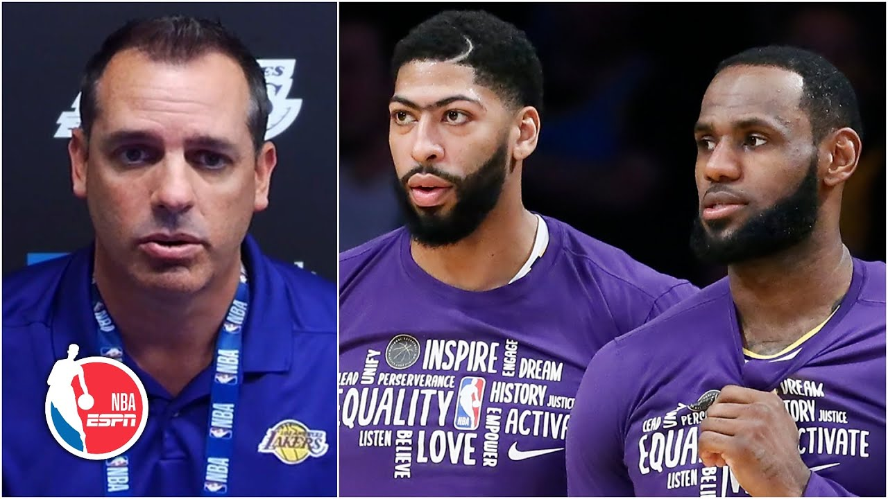 Vogel makes case for LeBron James as the MVP and Anthony Davis as the DPOY | NBA on ESPN