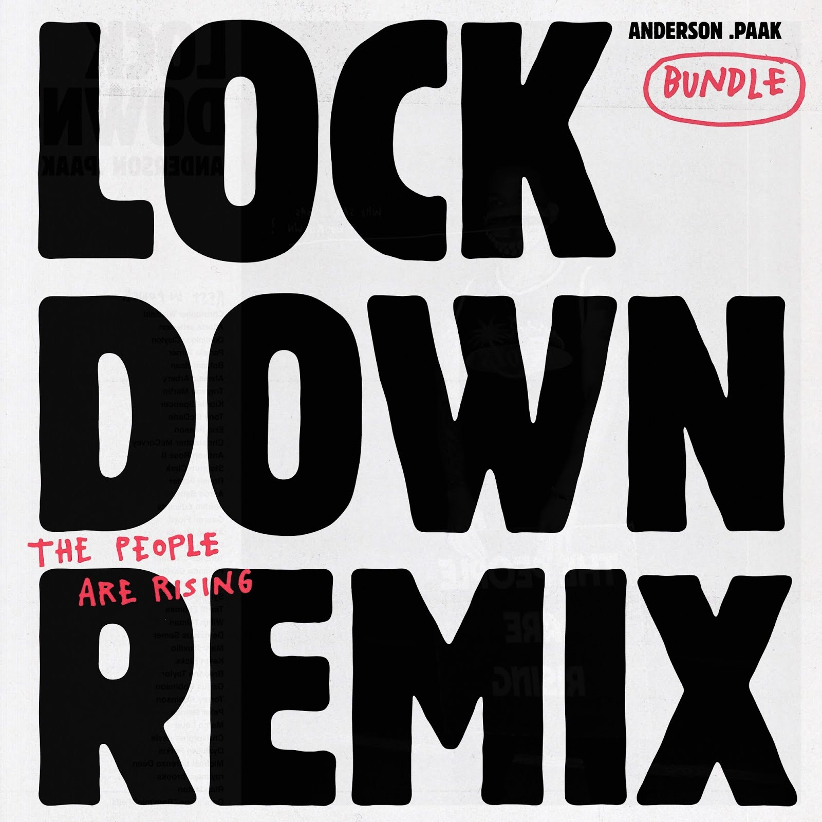 Anderson .Paak - Lockdown (Remix Bundle) [EP Stream]