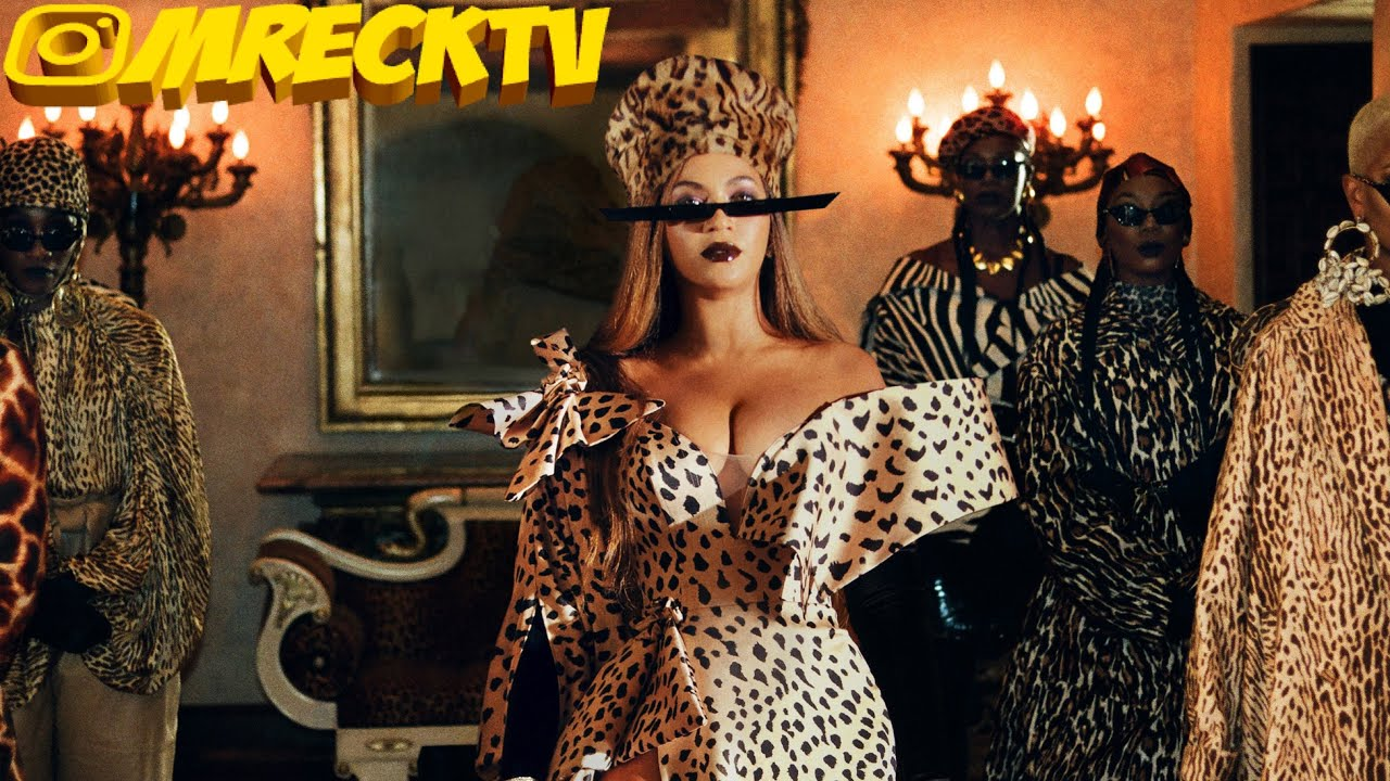 Aminah Goes Off On Beyonce 'Black Is King' Movie Etc.| M.Reck Live|The Bl@ck Out Show