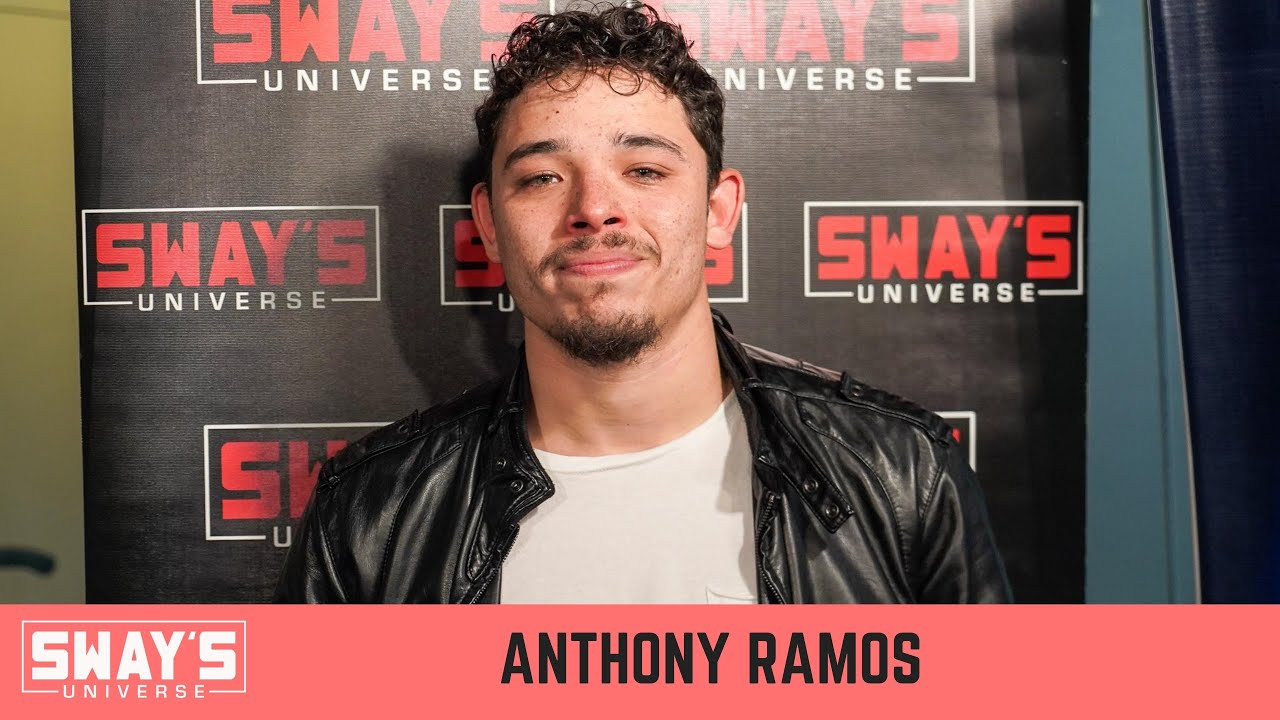 Anthony Ramos Talks New Single 'Stop' and Why He Made This Song | SWAY'S UNIVERSE