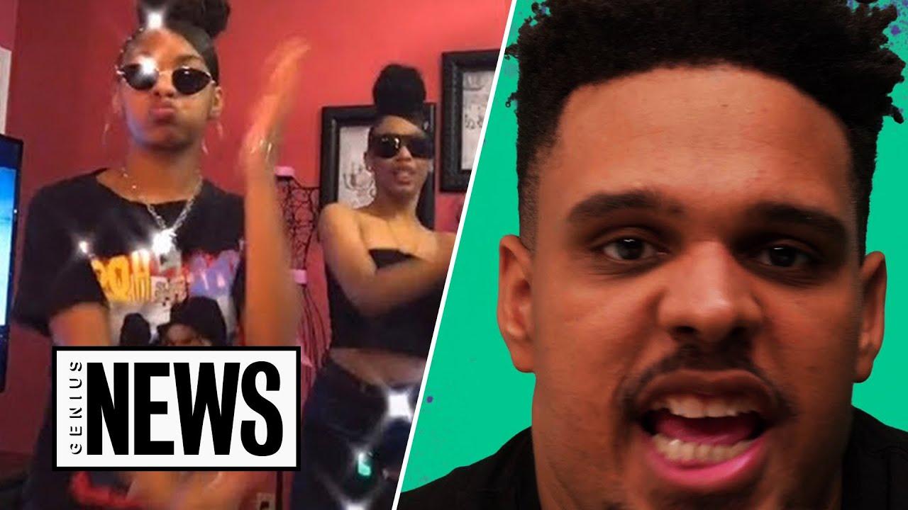 "BeatKing Breaks Down TikTok Hit ""Then Leave"" | Genius News"