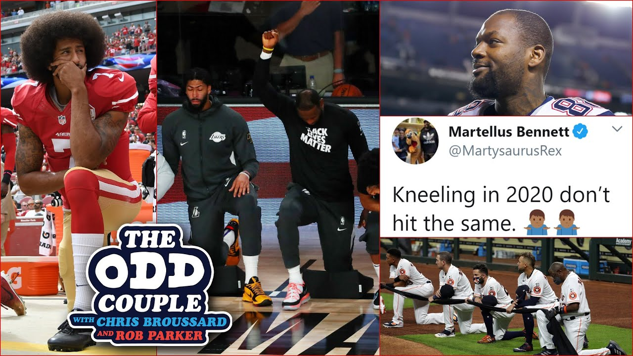 """Chris Broussard & Rob Parker - Former NFL Player Says """"Kneeling in 2020 don't hit the same"""""""
