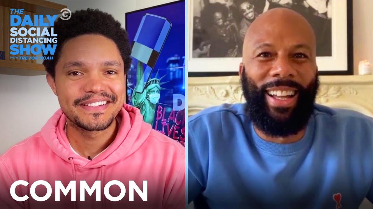 Common - Finding Purpose Through Health and Wellness | The Daily Social Distancing Show