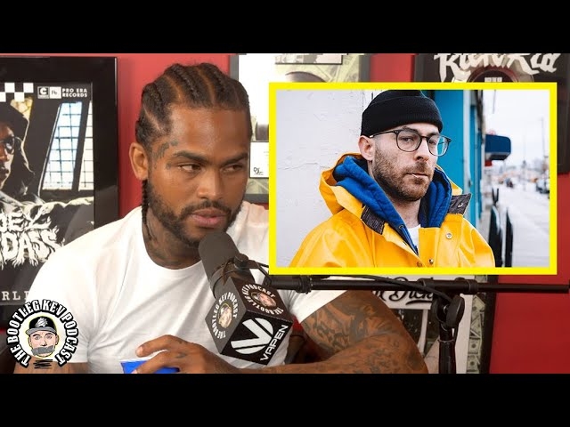 Dave East wants to lock in with The Alchemist on a full project (The Bootleg Kev Podcast)