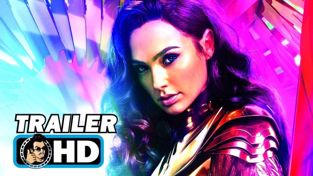 DC FanDome Trailer   NEW (2020) Wonder Woman 1984, The Batman