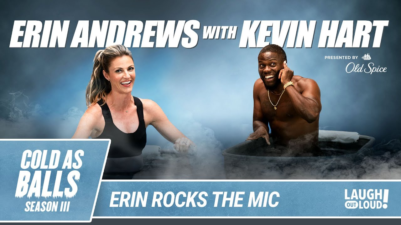 Erin Andrews Wants It All And Deserves It, Too   Cold As Balls   Laugh Out Loud Network