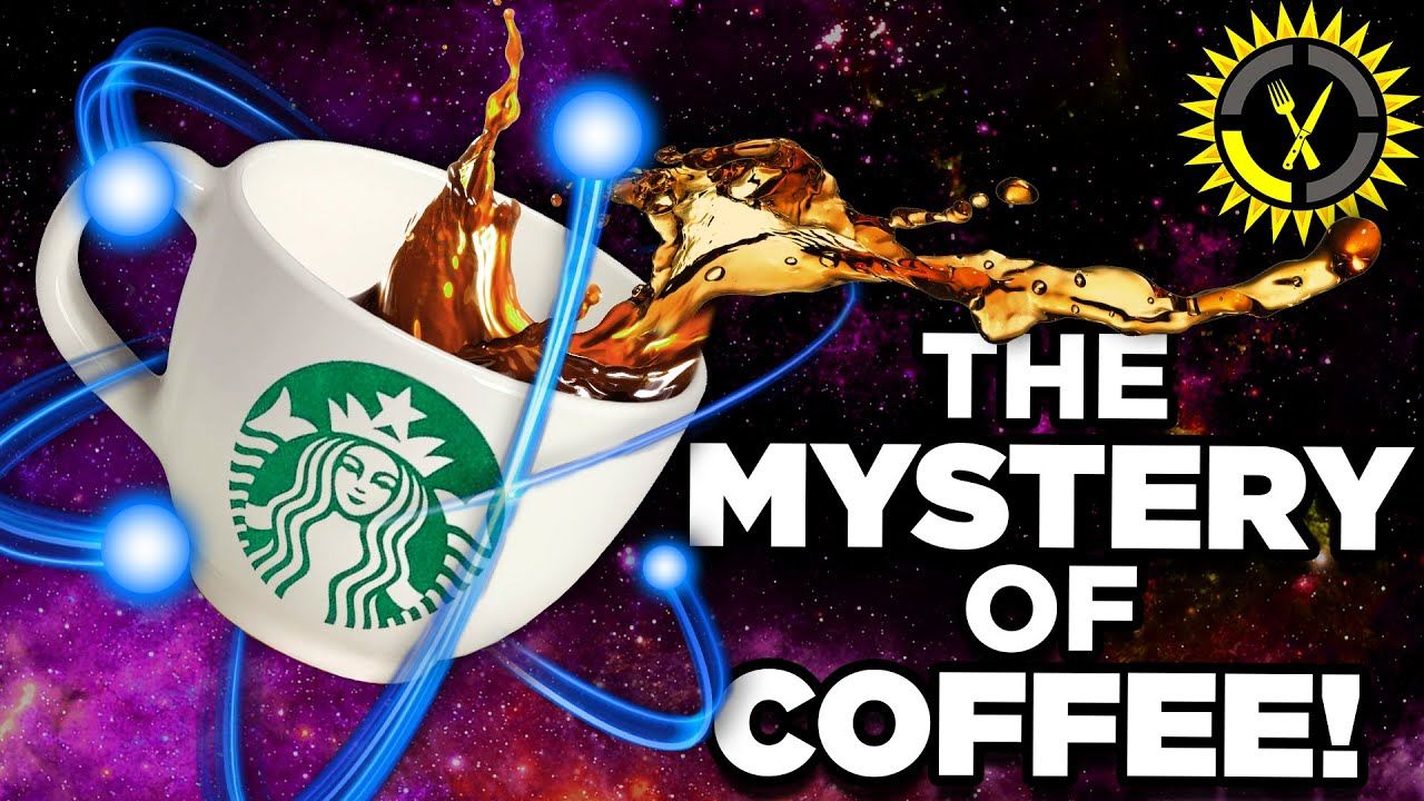 Food Theory: Coffee, Science's MOST IMPORTANT Discovery!