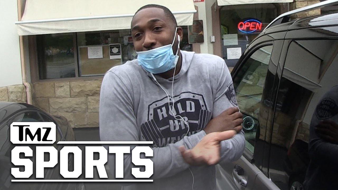 Gilbert Arenas Says NBA Players Griping About Bubble, No Booty Taking a Toll!   TMZ Sports