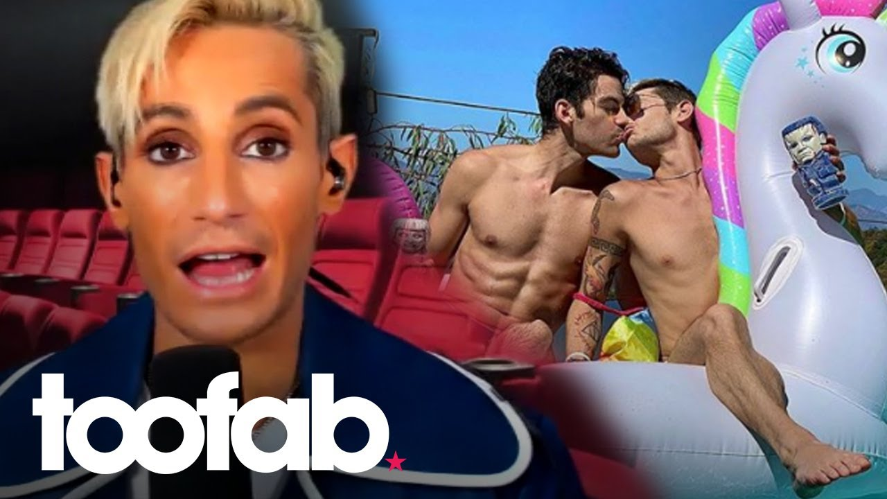 How Frankie Grande Has Been Staying Sane In Quarantine | toofab