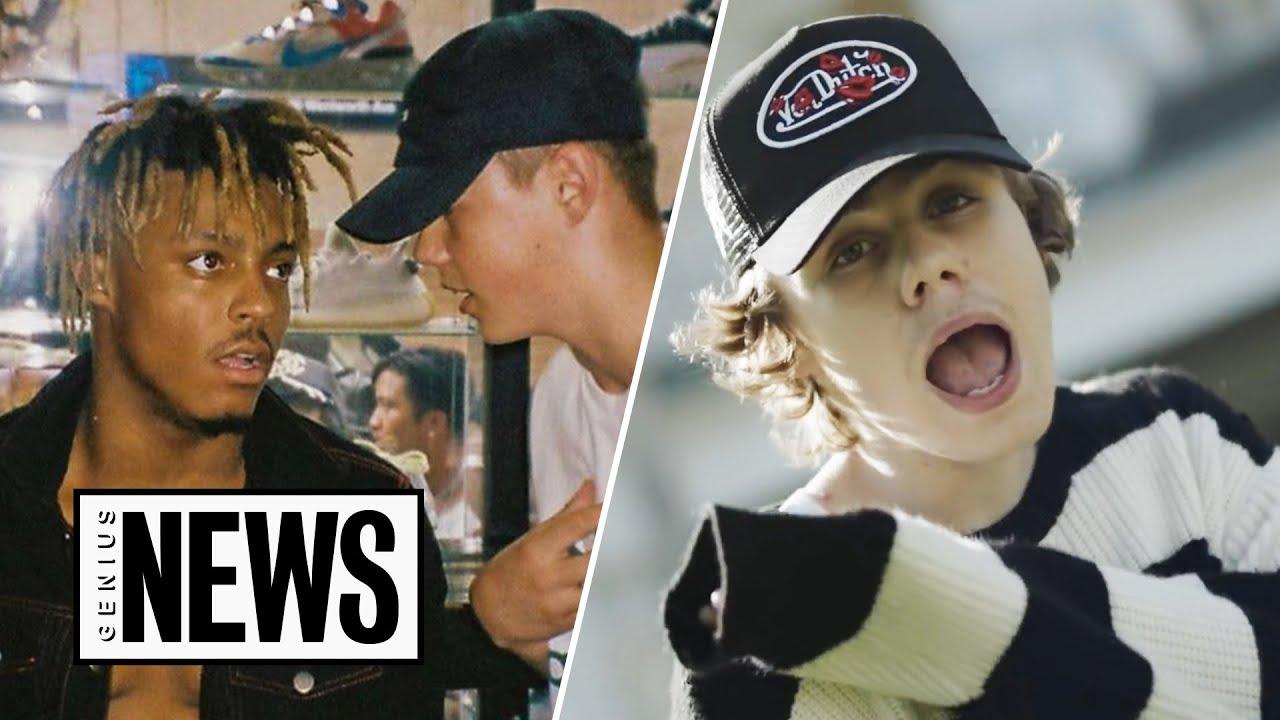 How The Kid LAROI Became Juice WRLD's Protégé | Genius News