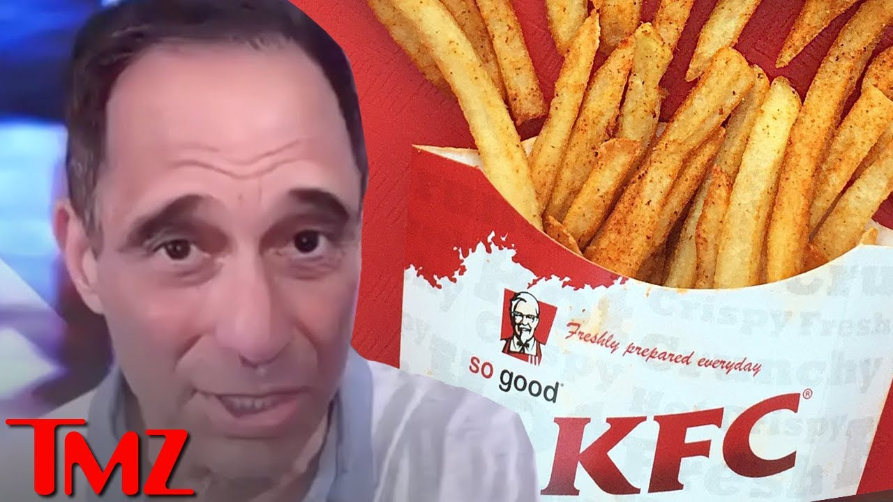 KFC's Secret Fries Are The Real Deal! | TMZ
