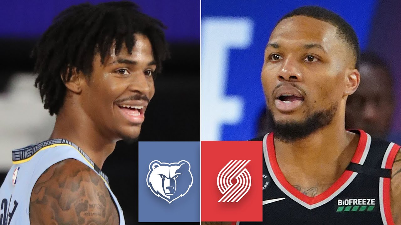 Memphis Grizzlies vs. Portland Trail Blazers [FULL Highlights] | 2019-20 NBA Highlights