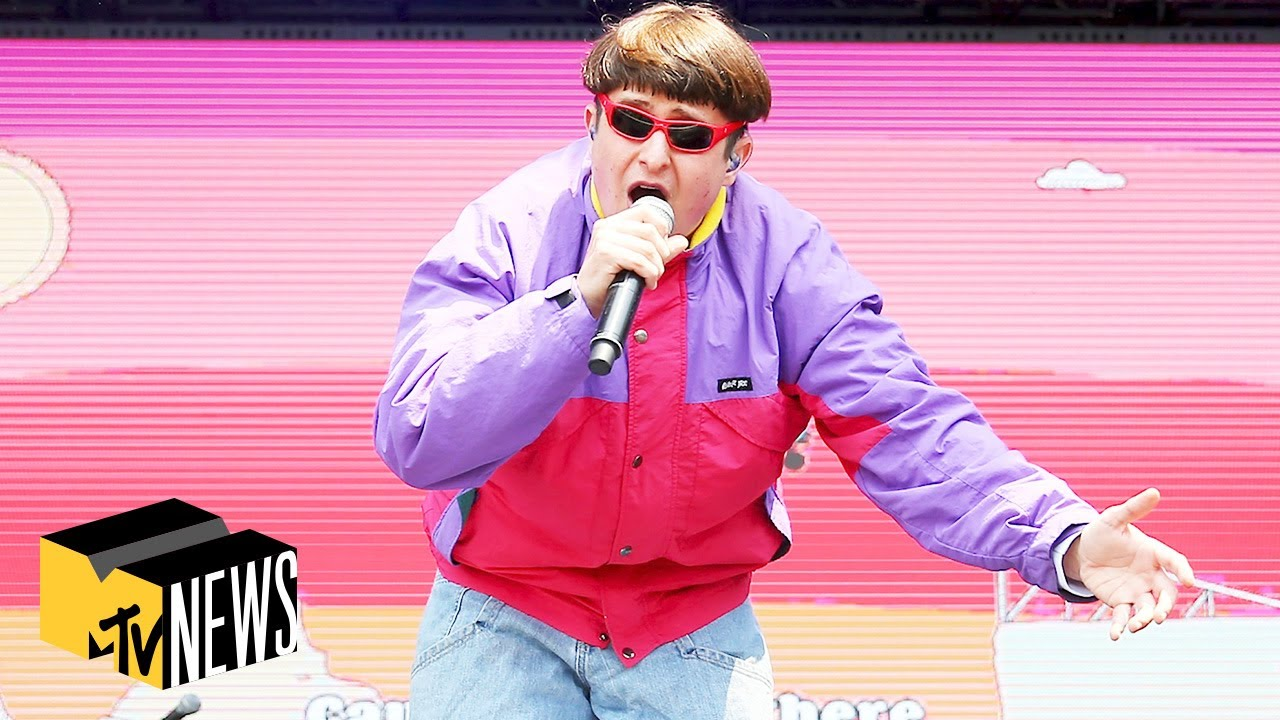 Oliver Tree's 5 Favorite Music Videos of His Own Work   MTV News