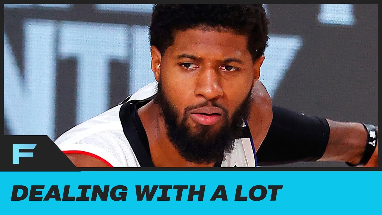 Paul George Says He Dealt With Anxiety, Depression Inside Of NBA Bubble, Cause Of His Bad Playing