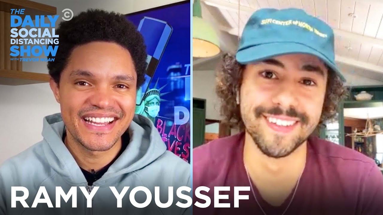 Ramy Youssef - Shattering Muslim Stereotypes on TV | The Daily Social Distancing Show