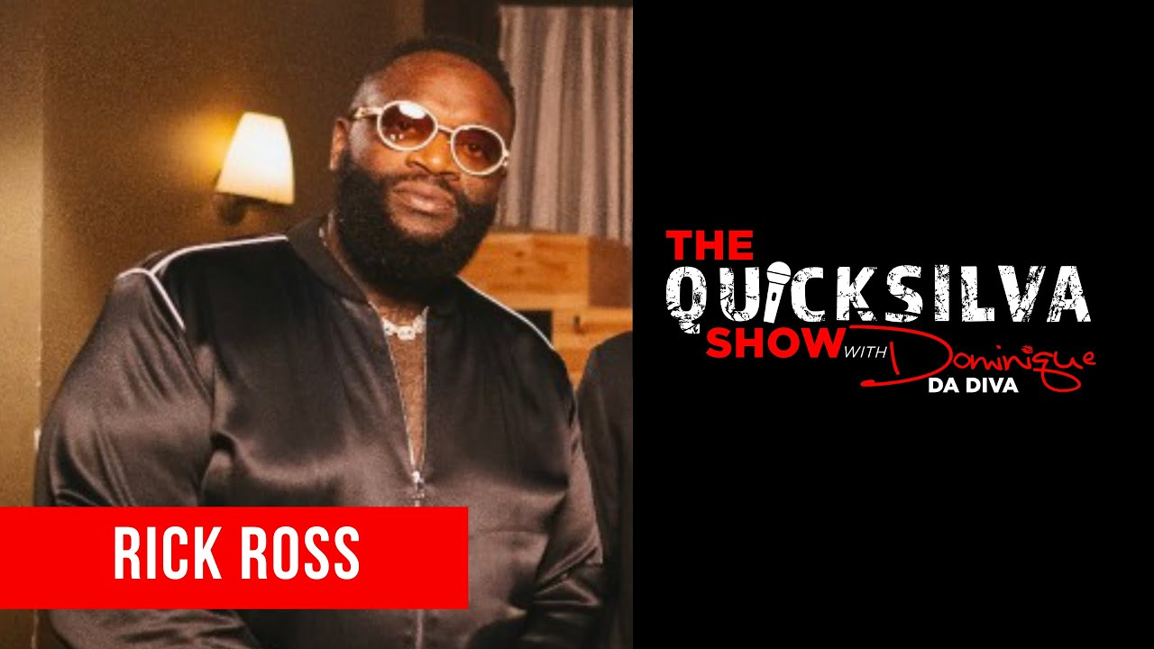 Rick Ross Talks Verzuz With 2 Chainz, His Relationship With Kanye, New Single + More