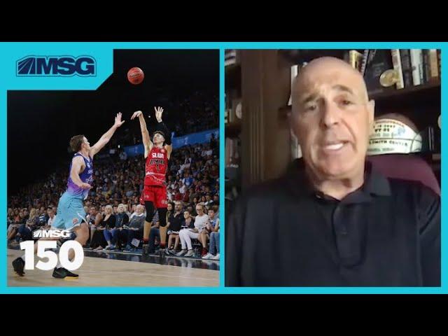 Seth Greenberg Analyzes LaMelo Ball & 2020 NBA Draft Class   MSG 150