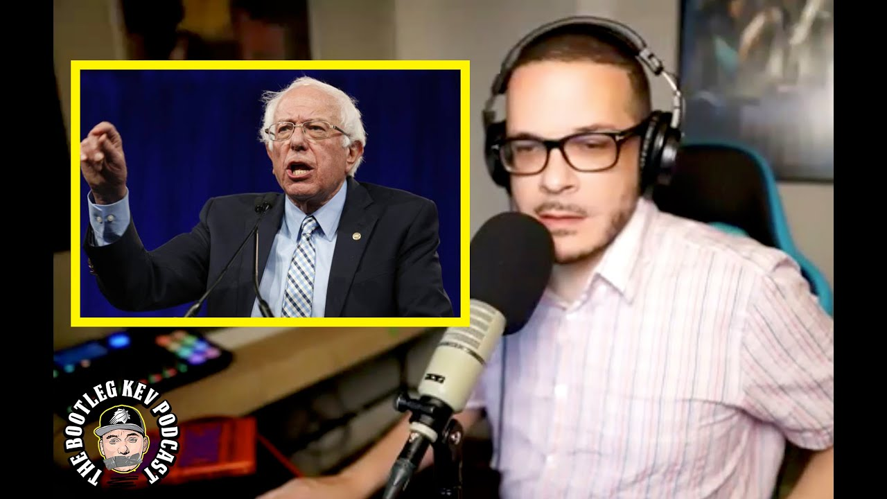 Shaun King on outmaneuvering the DNC after what they did to Bernie Sanders (The Bootleg Kev Podcast)