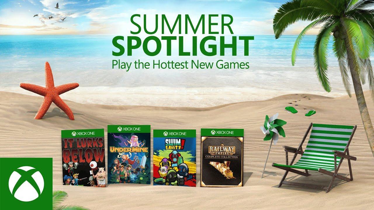 Summer Spotlight 2020 - Week 3