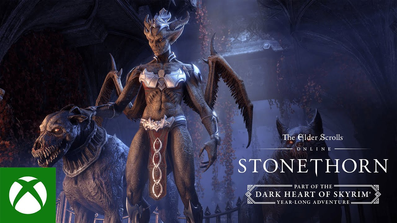 The Elder Scrolls Online: Stonethorn - Gameplay Trailer