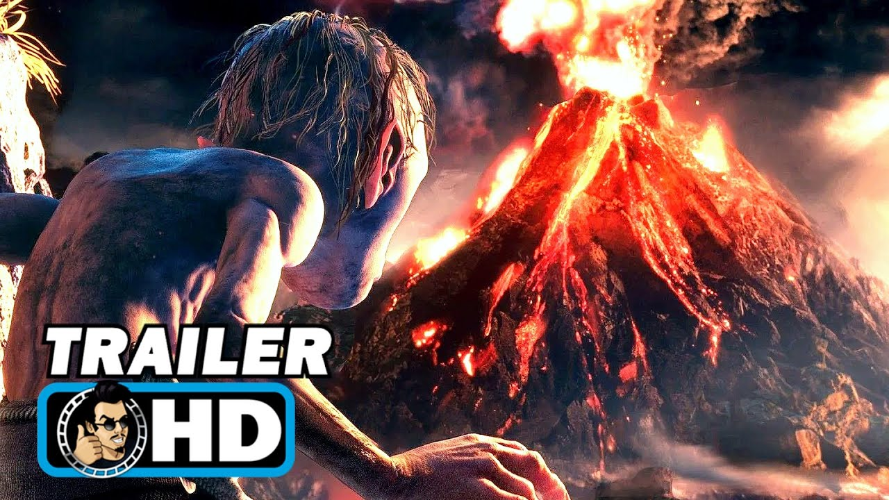 THE LORD OF THE RINGS: GOLLUM Trailer (2021) Video Game