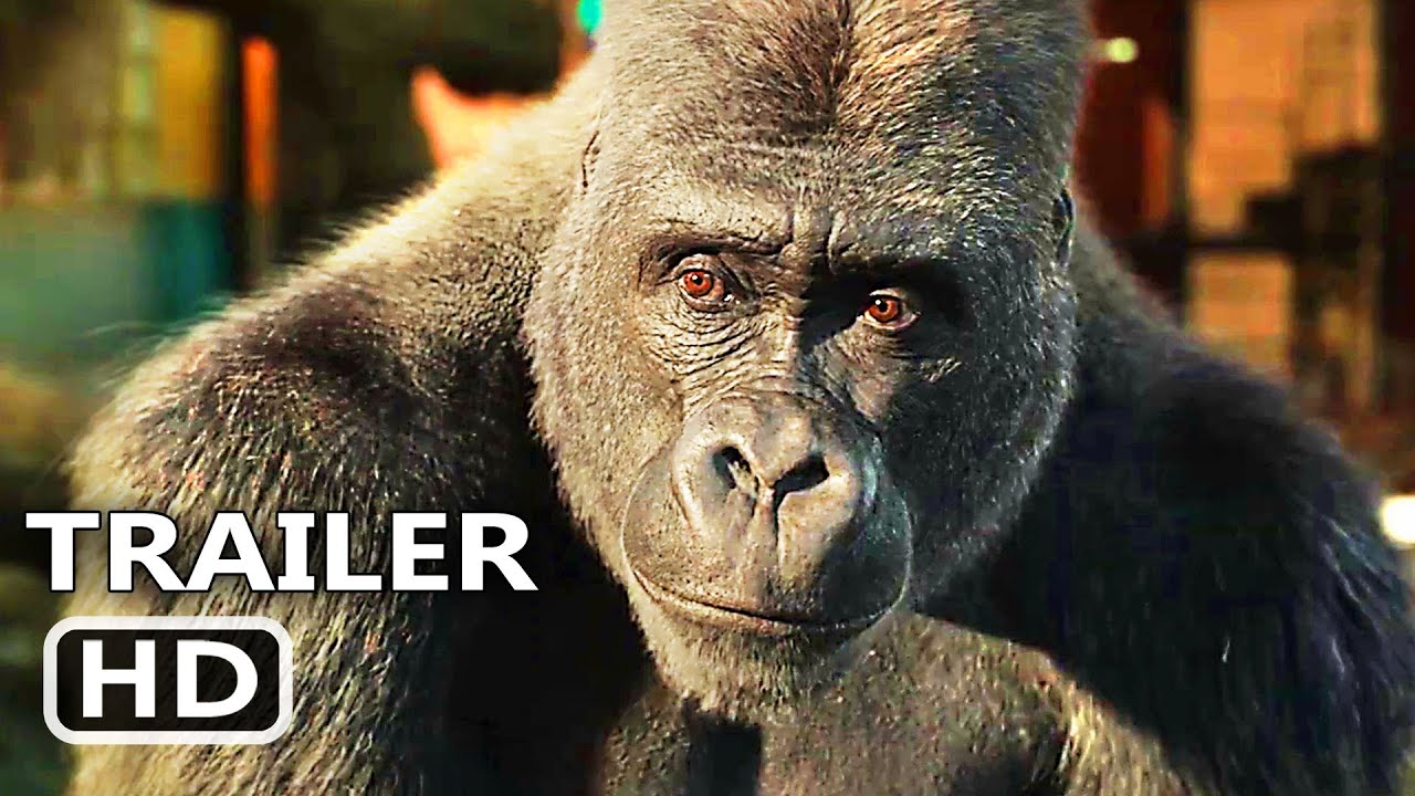 THE ONE AND ONLY IVAN Trailer # 2 (NEW 2020) Bryan Cranston, Angelina Jolie, Disney Movie HD
