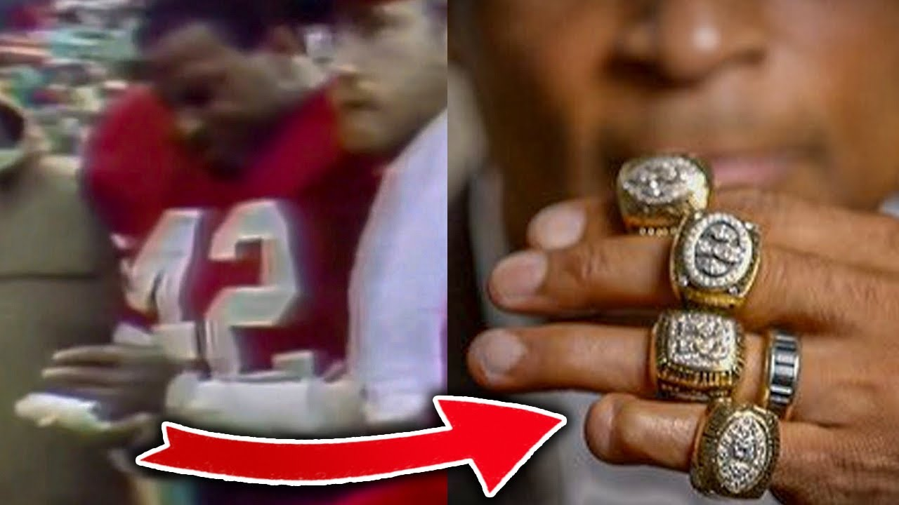 The REAL STORY Behind Former 49ers Star Ronnie Lott Cutting his Finger Off Mid-Game