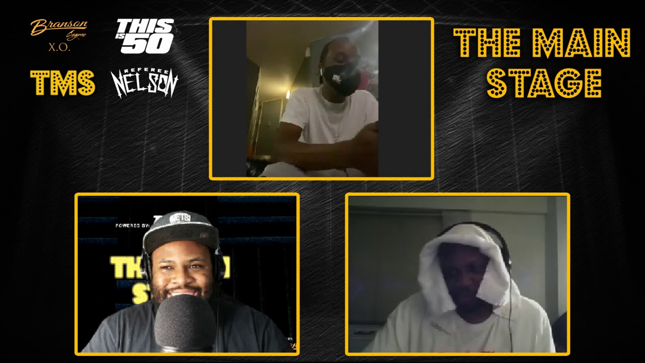 URL TV NOME X RECAP FEAT FLEA FROM NWX | THE MAIN STAGE PODCAST