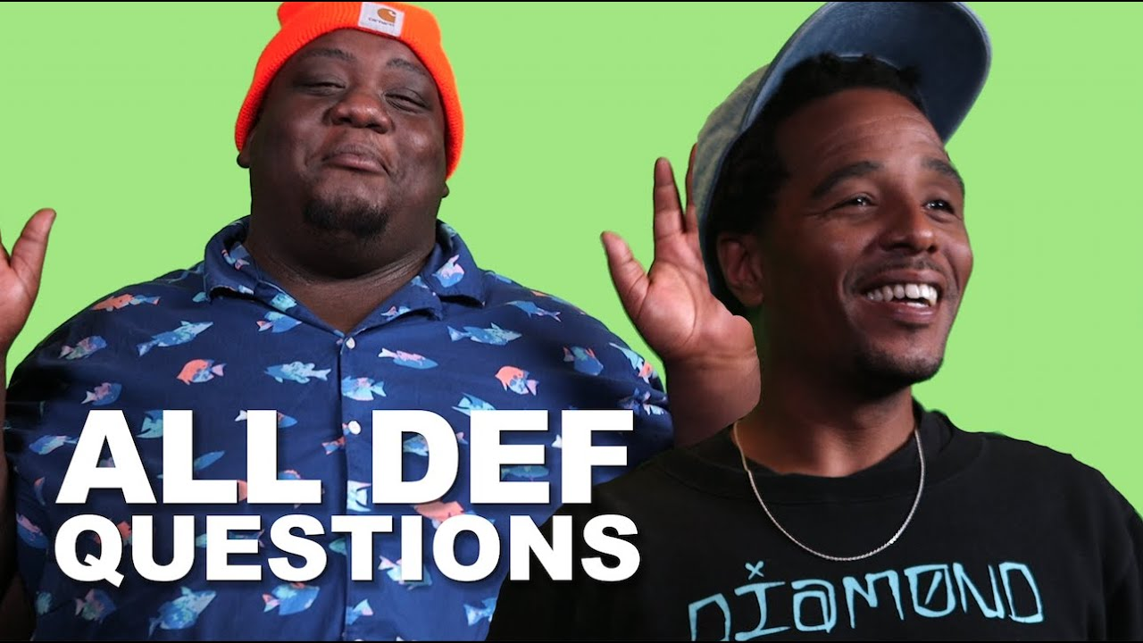 What's the most overrated food in your culture? | All Def Questions | All Def