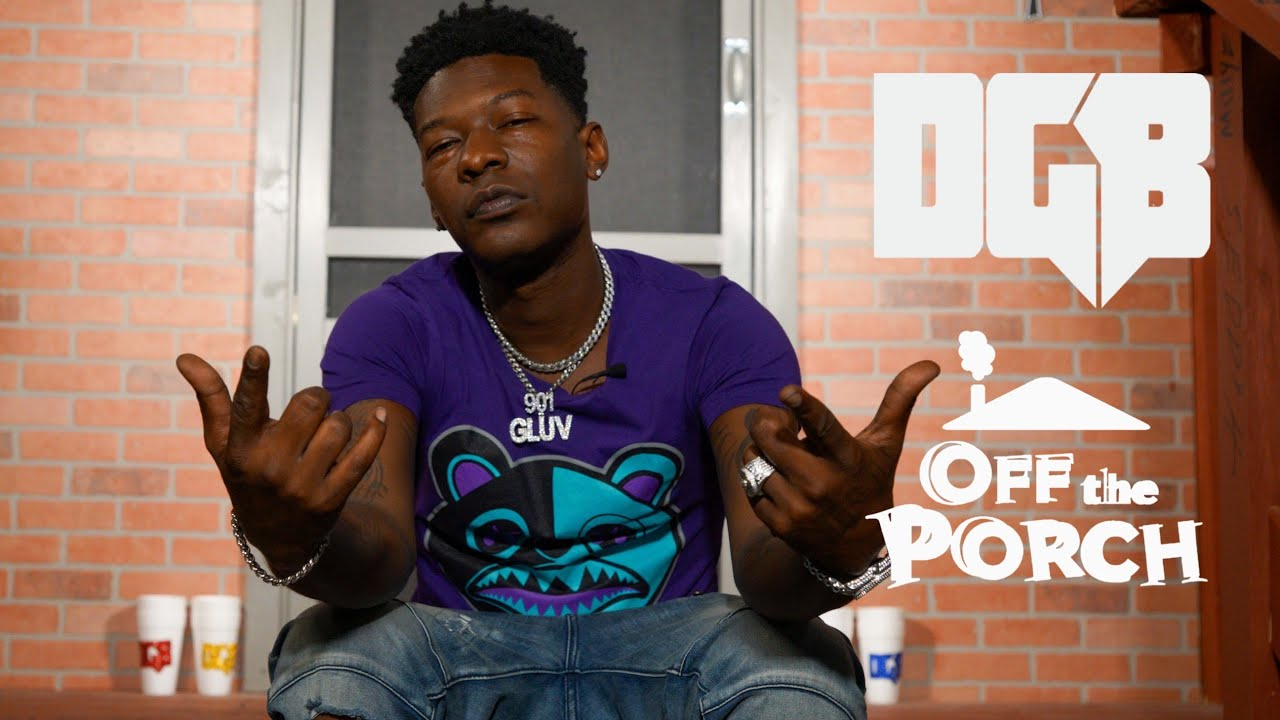 Yun Gluv Talks About North Memphis, The Music Scene In Memphis, New Single + More