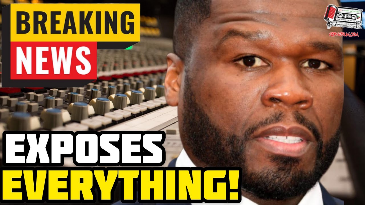50 Cent Just Let The Cat Out Of The Bag With This Message Today!