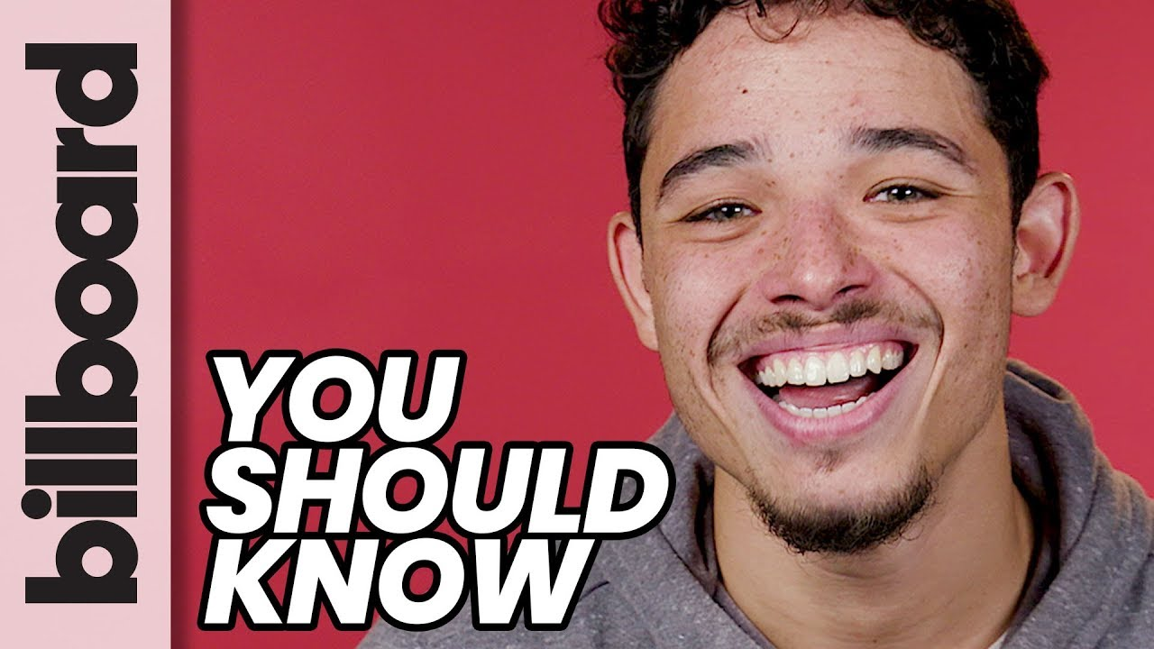 8 Things About Anthony Ramos You Should Know! | Billboard
