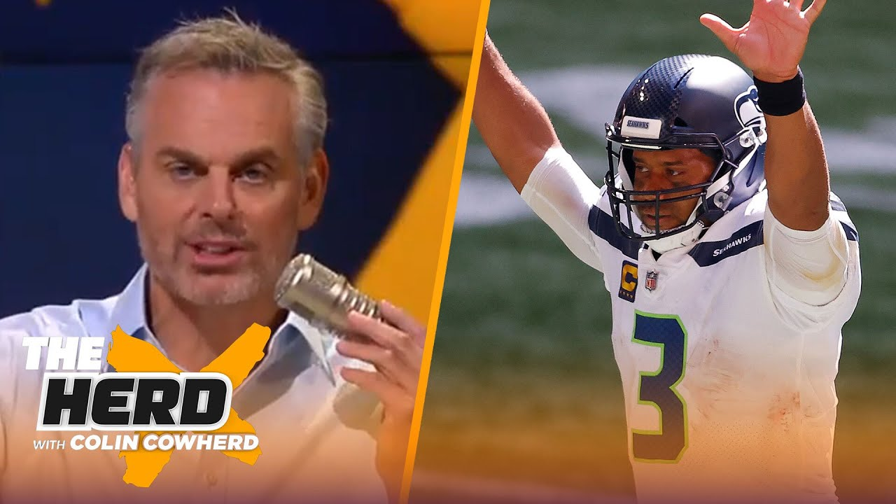 Belichick & Colin agree Russell Wilson is a top-tier QB, Arians too harsh on Brady?   NFL   THE HERD