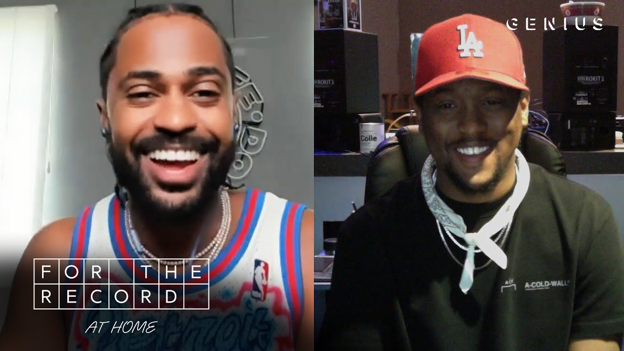 """Big Sean & Hit-Boy On Eminem's """"Friday Night Cypher"""" Verse & 'Detroit 2' 