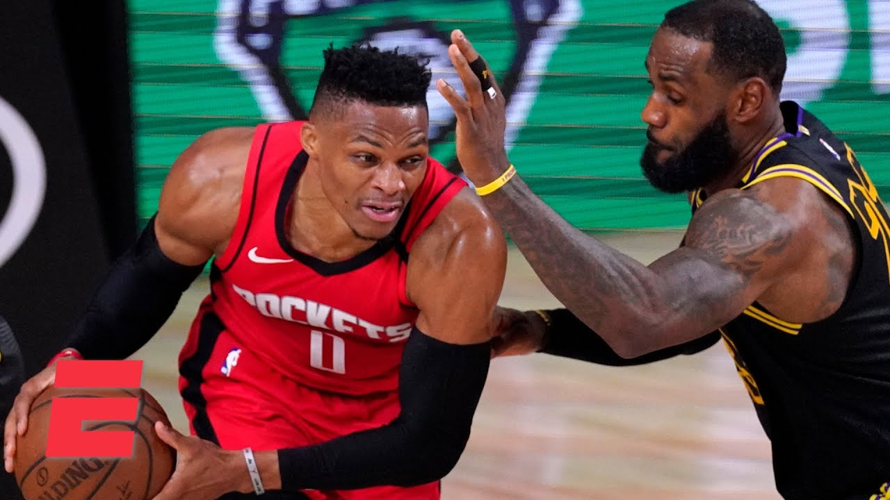 Brian Windhorst explains why Russell Westbrook should stop taking 3s | KJZ