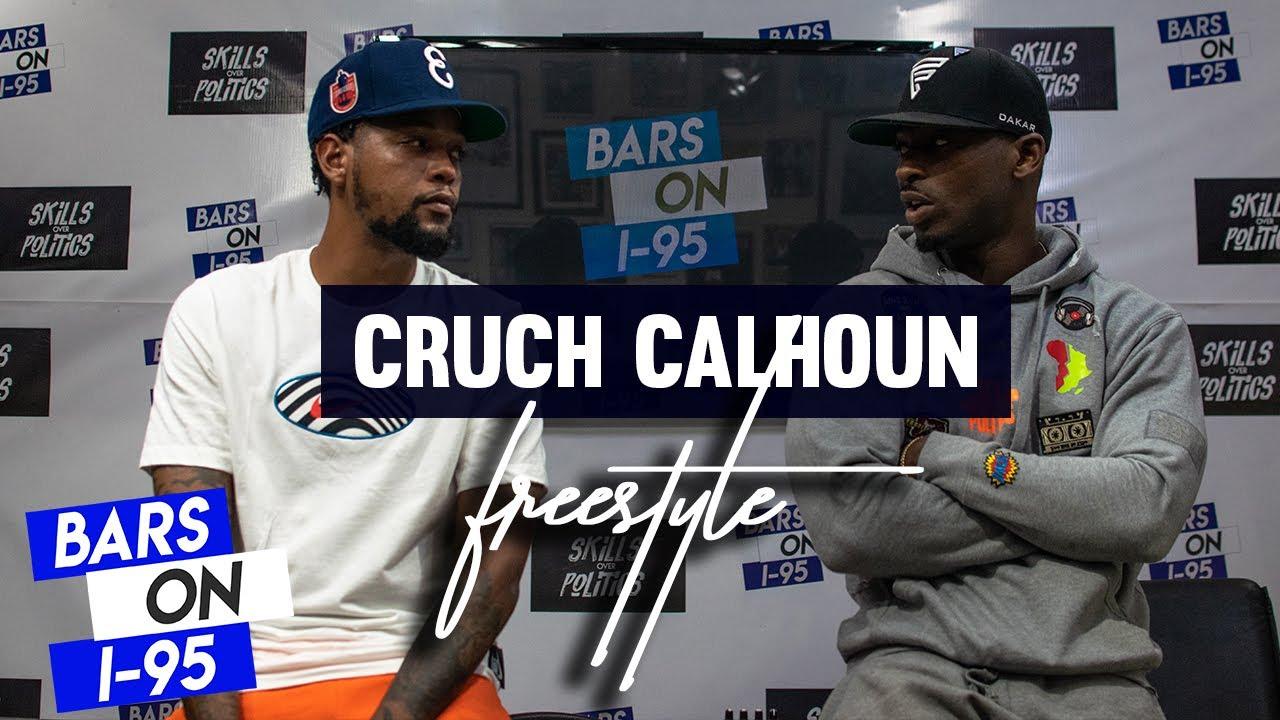 Cruch Calhoun Bars On I-95 Freestyle