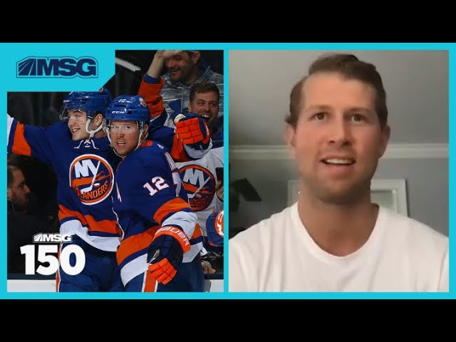 Does Josh Bailey Think The Islanders Can Win The Stanley Cup?   MSG 150