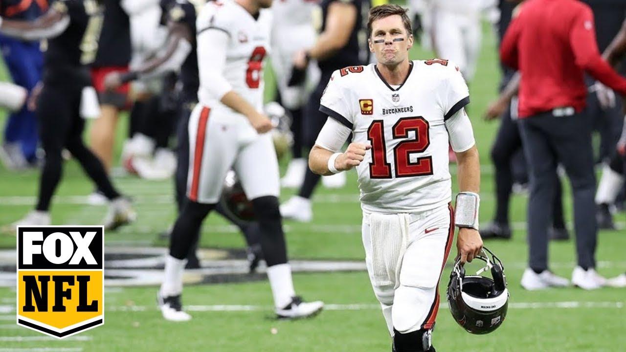 FOX NFL Sunday crew breaks down Brady's debut, Bears comeback, & more   FOX NFL