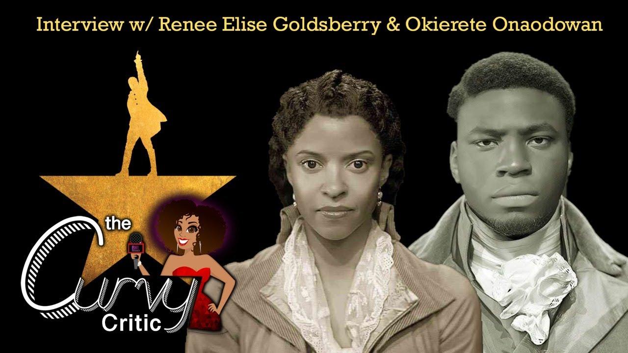 Hamilton's Renee Elise Goldsberry, Okierete Onaodowan & Palm Springs' Cristin Milioti| Eps. 120