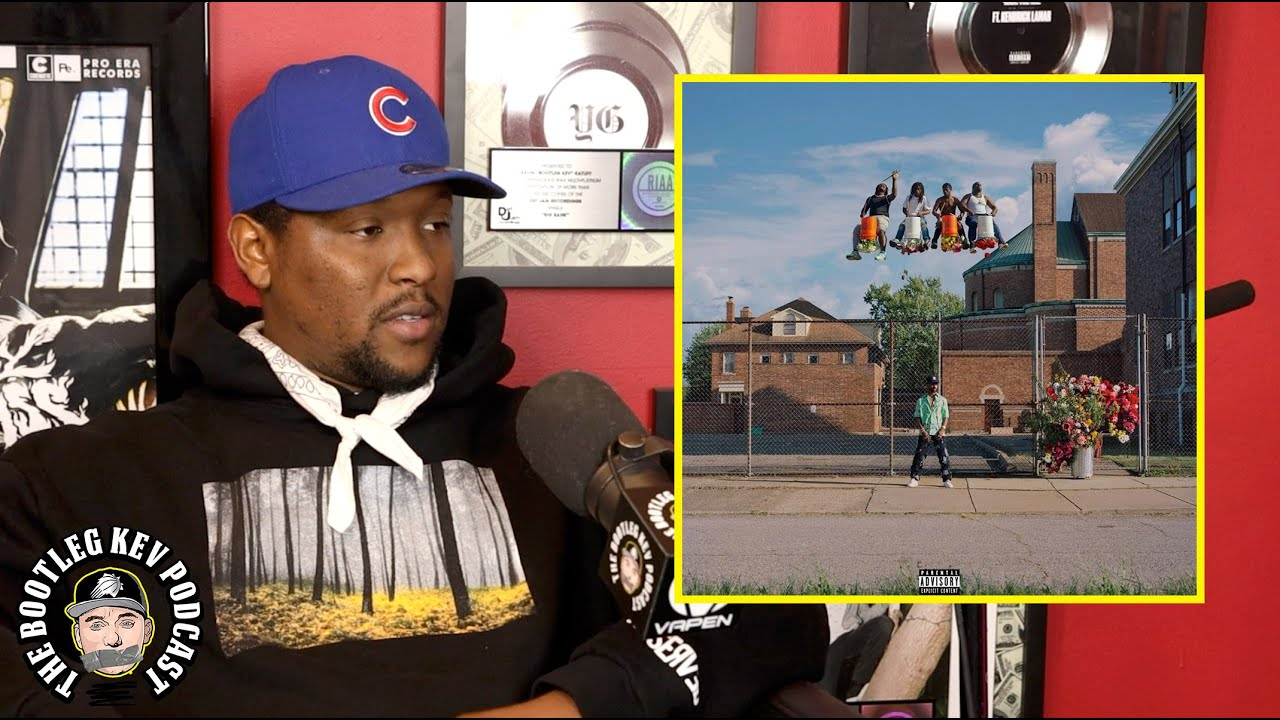 "Hit-Boy talks executive producing Big Sean's ""Detroit 2"" (The Bootleg Kev Podcast)"