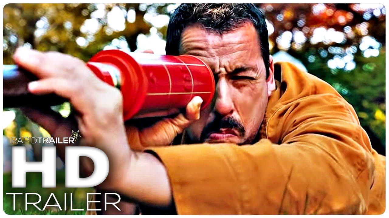 Hubie Halloween Official Trailer 2020 Adam Sandler Noah Schnapp Movie Hd Getmybuzzup