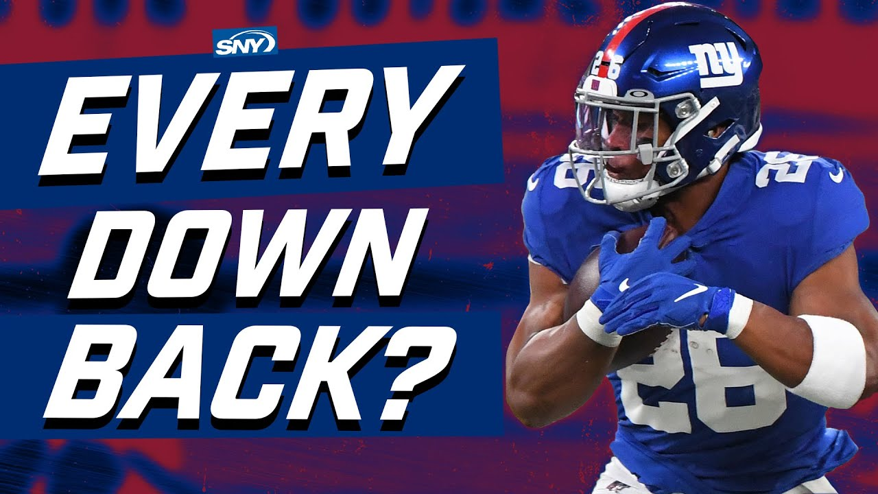Is Saquon Barkley really an every down back? | What Are The Odds? | SNY