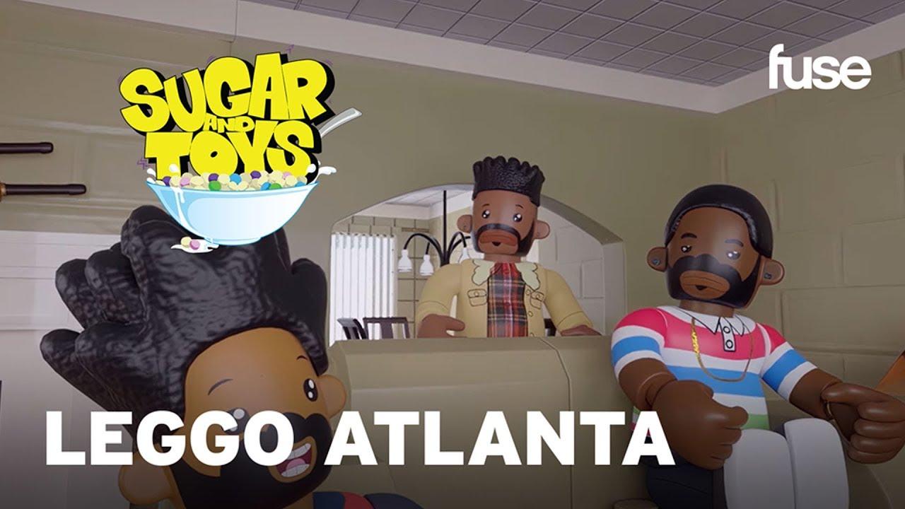 It's Forgettin' Season in Leggo Atlanta | Sugar and Toys | Fuse