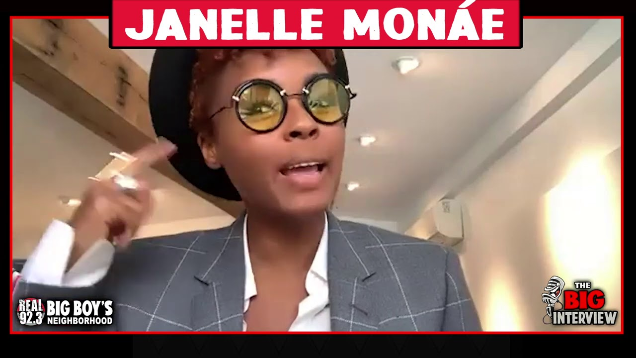 Janelle Monáe in the Big Interview