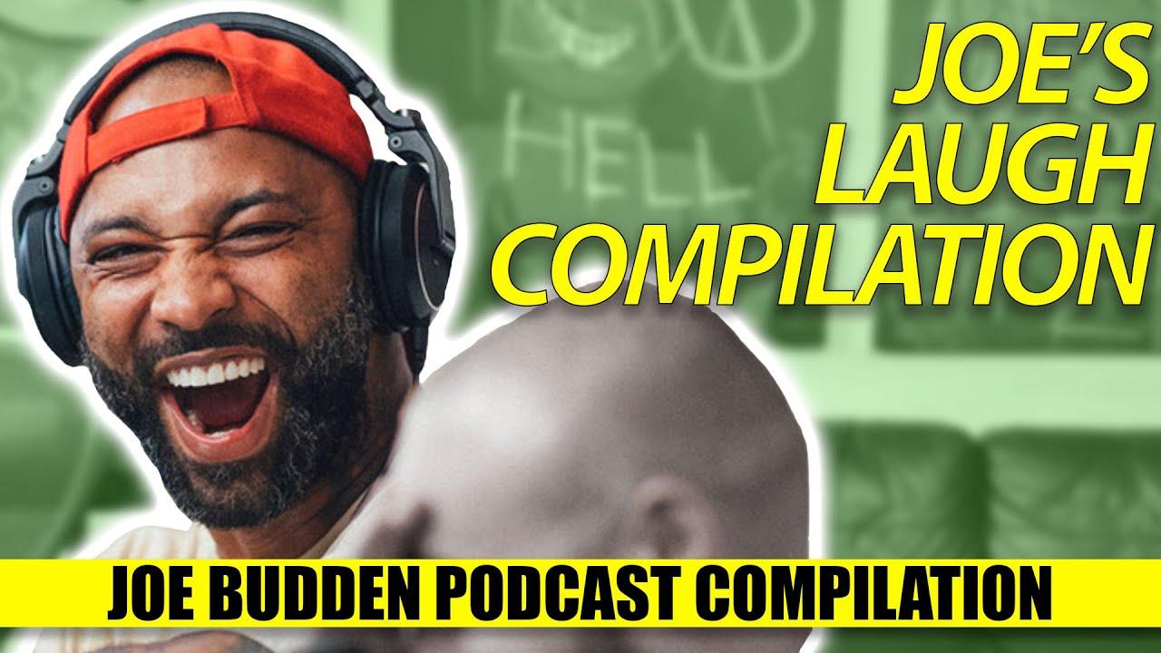 Joe's Laugh (Compilation) | The Joe Budden Podcast